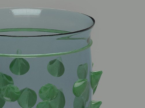 Glas in 3D
